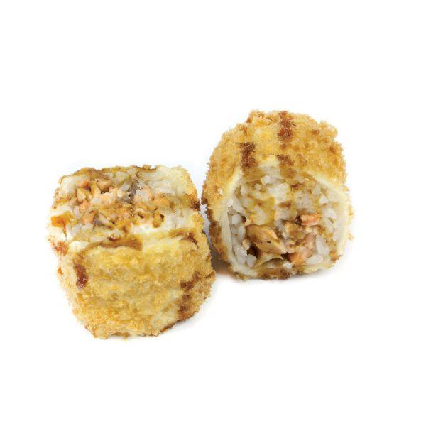 Sake Maki fritto - 6pz